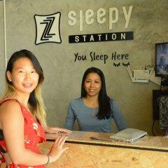 Хостел Sleepy Station Phuket интерьер отеля фото 2