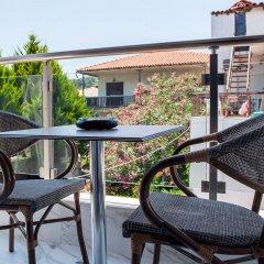 Отель Art Boutique Hotel Греция, Пефкохори - 1 отзыв об отеле, цены и фото номеров - забронировать отель Art Boutique Hotel онлайн балкон
