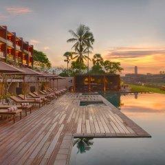 Отель Le Grand Galle by Asia Leisure бассейн