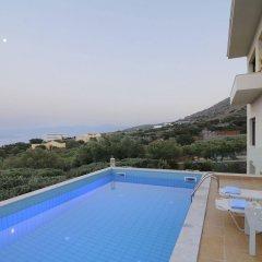 Отель Villa Panorama бассейн фото 3