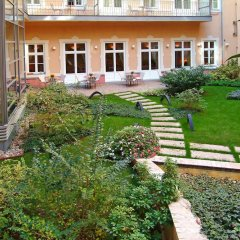 Отель Mamaison Residence Izabella Budapest фото 3