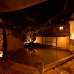 Отель Ryokan Kiraku Беппу гостиничный бар