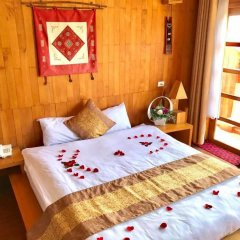 Sapa View Hotel комната для гостей