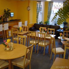 Glasgow Youth Hostel питание