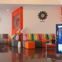 Отель Kata Silver Sand Hotel Таиланд, Пхукет - отзывы, цены и фото номеров - забронировать отель Kata Silver Sand Hotel онлайн интерьер отеля