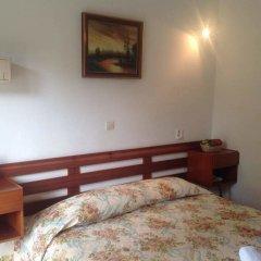 Отель Villa Malia сейф в номере