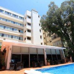 Отель Marina Bay Марокко, Танжер - отзывы, цены и фото номеров - забронировать отель Marina Bay онлайн бассейн фото 2