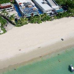 Отель La Flora Resort Patong пляж фото 2