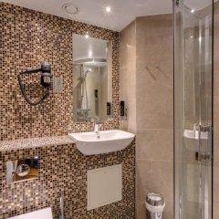 Отель MEININGER Hotel London Hyde Park Великобритания, Лондон - отзывы, цены и фото номеров - забронировать отель MEININGER Hotel London Hyde Park онлайн ванная фото 2
