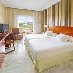 Отель Elba Motril Beach & Business Resort комната для гостей фото 4