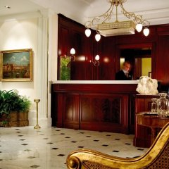 Отель Montebello Splendid Hotel Италия, Флоренция - 12 отзывов об отеле, цены и фото номеров - забронировать отель Montebello Splendid Hotel онлайн интерьер отеля фото 2