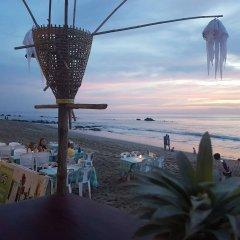 Отель Lanta Paradise Beach Resort пляж