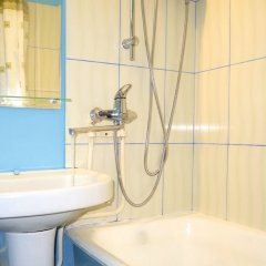 Апартаменты LUXKV Apartment on Belorusskaya ванная