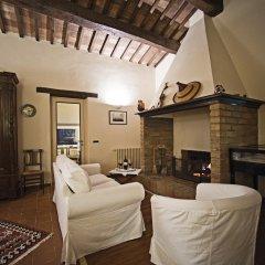 Отель La Vittoria 10 – La Soglia della Val d'Orcia Кьянчиано Терме комната для гостей
