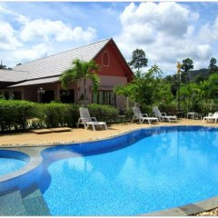 Natural Samui Hotel бассейн фото 3