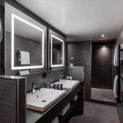 Отель Best Western Premier Opera Liege Франция, Париж - 1 отзыв об отеле, цены и фото номеров - забронировать отель Best Western Premier Opera Liege онлайн ванная фото 2