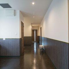 Tonagi Hostel And Cafe Фукуока интерьер отеля