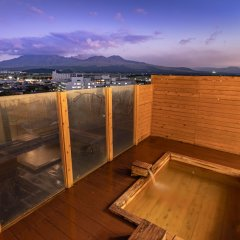 Aso Hotel Минамиогуни фото 21