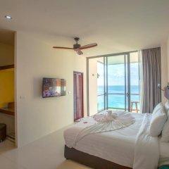 Отель Surin Beach Resort 4* Улучшенный номер с различными типами кроватей фото 3