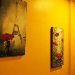 Click Hostel Бангкок интерьер отеля фото 3