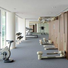 Отель InterContinental Residence Suites Dubai Festival City фитнесс-зал фото 3