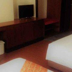 Отель Karnmanee Palace Бангкок сейф в номере