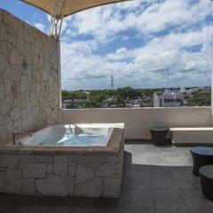 Отель Suite 24 Плая-дель-Кармен спа