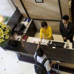 Golden Lotus Luxury Hotel спортивное сооружение