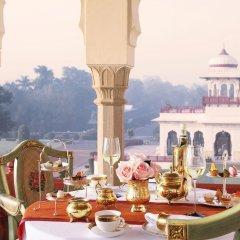 Отель Rambagh Palace питание