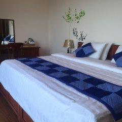 Отель Tra Que Riverside Homestay Вьетнам, Хойан - отзывы, цены и фото номеров - забронировать отель Tra Que Riverside Homestay онлайн комната для гостей фото 4