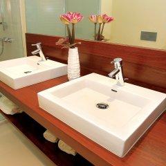 Апартаменты Amendoeira Golf Resort - Apartments and villas ванная фото 2