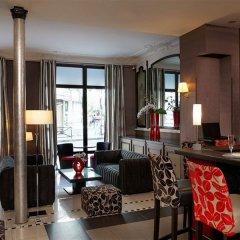 Отель Eiffel Seine Париж интерьер отеля