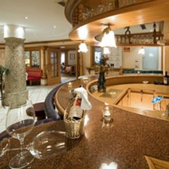 Отель Ferienhotel Fuchs гостиничный бар