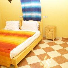 Отель Auberge La Source Марокко, Мерзуга - отзывы, цены и фото номеров - забронировать отель Auberge La Source онлайн комната для гостей фото 3