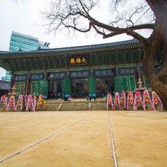 Отель Full House Jongno Южная Корея, Сеул - отзывы, цены и фото номеров - забронировать отель Full House Jongno онлайн спортивное сооружение