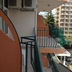 Отель Arda Болгария, Солнечный берег - отзывы, цены и фото номеров - забронировать отель Arda онлайн балкон