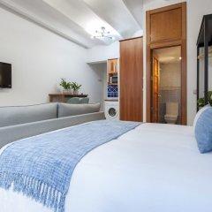 Отель Apartamento Plaza Santa Ana II Мадрид комната для гостей фото 4