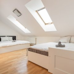 Апартаменты Premier Apartment Vysehrad Прага комната для гостей фото 5