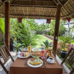 Отель An Bang Garden Homestay питание