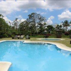 Отель Kimberly Tagaytay Филиппины, Тагайтай - отзывы, цены и фото номеров - забронировать отель Kimberly Tagaytay онлайн бассейн фото 3