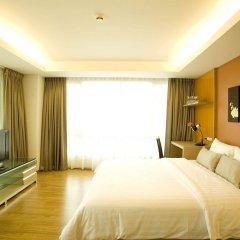 Отель Golden Pearl Hotel Таиланд, Бангкок - отзывы, цены и фото номеров - забронировать отель Golden Pearl Hotel онлайн комната для гостей фото 3