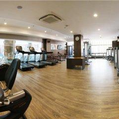 Отель Rixos Beldibi - All Inclusive фитнесс-зал фото 4