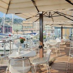 Отель NH Collection Genova Marina бассейн фото 3
