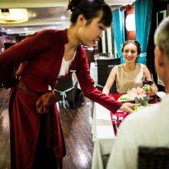 Отель Bhaya Cruises Халонг гостиничный бар