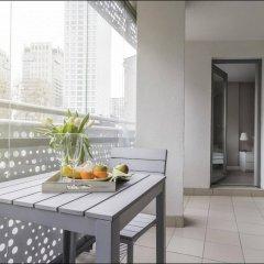 Апартаменты Oxygen P&O Apartments балкон