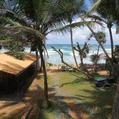 Отель Villa Paradise Хиккадува пляж фото 2