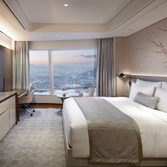 Отель Signiel Seoul комната для гостей фото 9