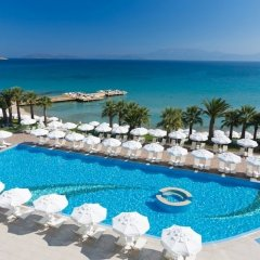 Boyalik Beach Hotel & Spa Чешме бассейн фото 5
