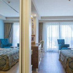 Jadore Deluxe Hotel And Spa комната для гостей фото 4