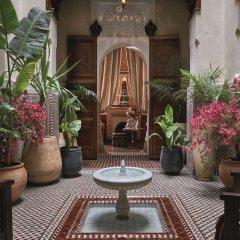 Отель Royal Mansour Marrakech Марракеш интерьер отеля